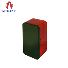 Nice-can custom card collection tin box gift metal box with elegant design
