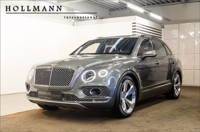 New Bentley All Models MY2018 PRE-ORDER EXPORT AVAILABLE NOW!