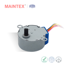 Maintex Factory DC5V 12V Reduction 35BYJ46 Geared Step Motor for Fan Air Conditioner