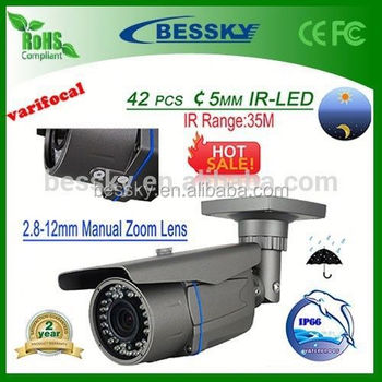 Best Price CMOS 800tvl Day&Night AHD Camera Waterproof IR Camera animal traps camera
