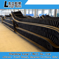 Manufacture Corrugated belt with Good Quality