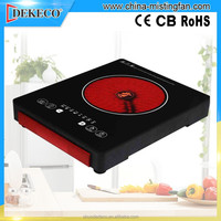 kitchen appliance electric induction stove for cooking with high power