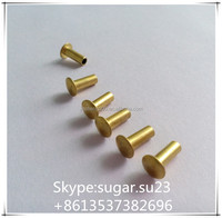 China manufacture bimetal rivet