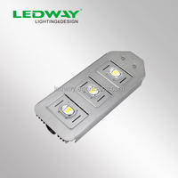 180W new LED Street Light 5 years guarantee Ledway LED street ligHt water-proof 16200lm with MEANWELL driver