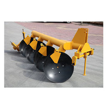 tractor mounted 30hp fitted angle adjustable disc plough