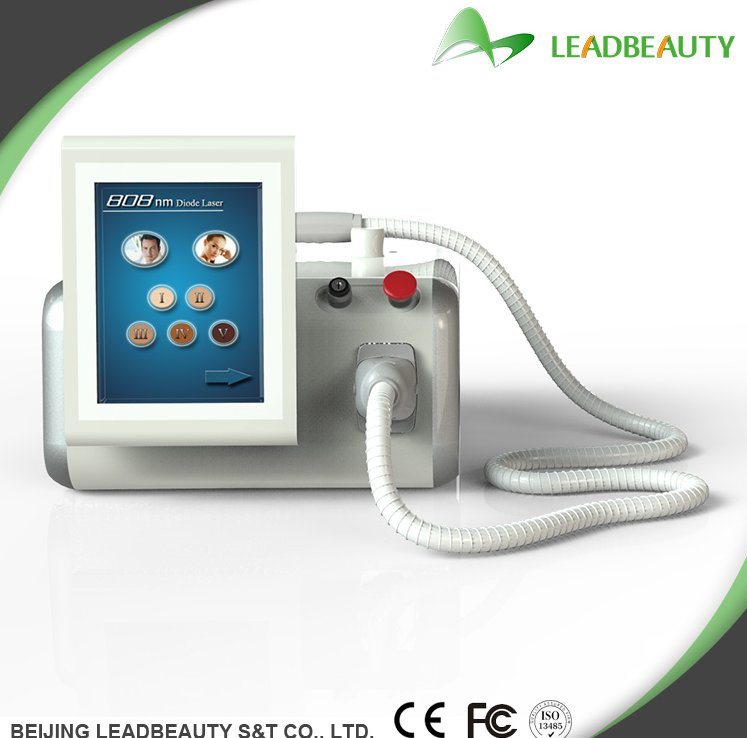 2016 Newest !!! High Quality Professional diode laser 808 hair removal