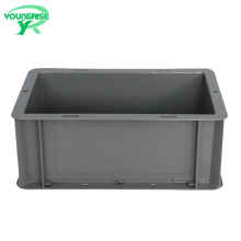 EU turnover crates 4L stackable storage mini durable plastic tote box