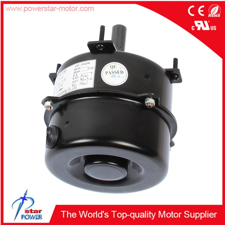 High torque low rpm 1/6HP AC Air Conditioner motor