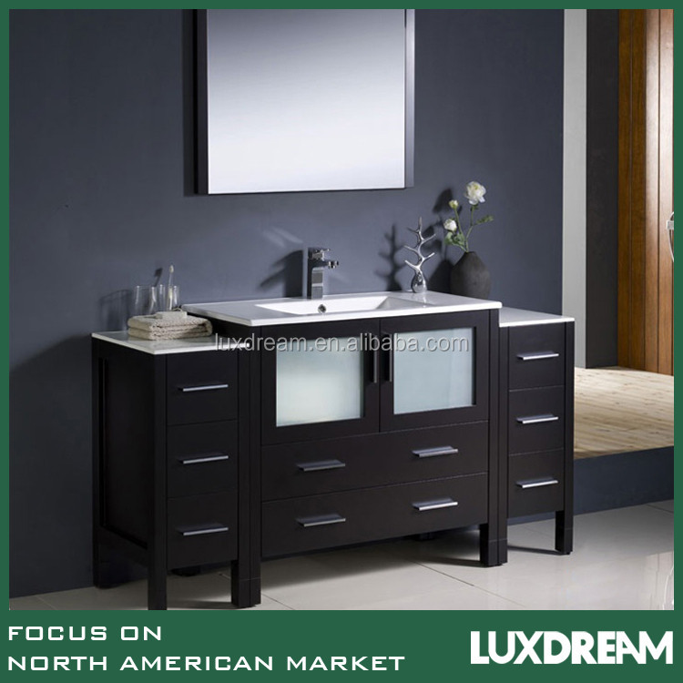 Commercial undercounter wash sink bathroom vanity made in china