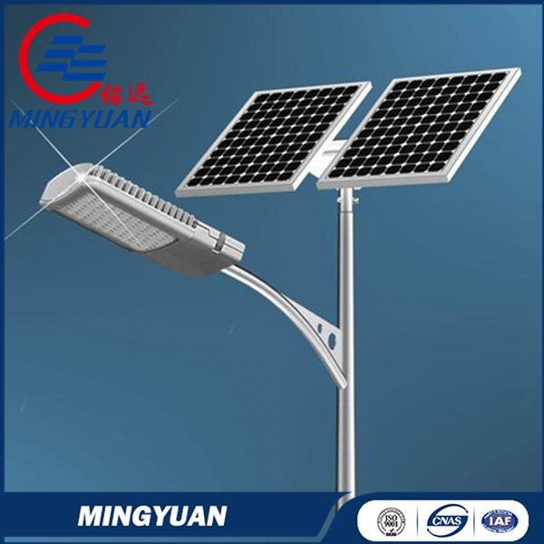 10ft Q235 octagonal solar street light pole with best price