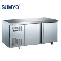 Commercial Electronic Worktop Under Counter Refrigerator