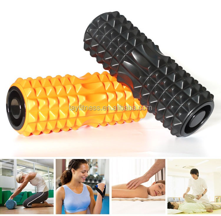 Colorful Hollow Foam Roller Yoga Massage hollow column Yoga Roller