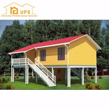 New Concept movable prefab house with decorations