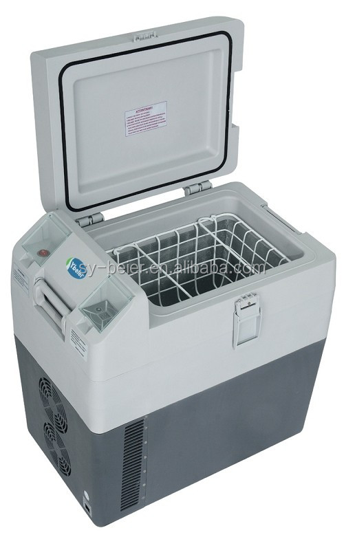 DC compressor freezer mini car fridge 20L