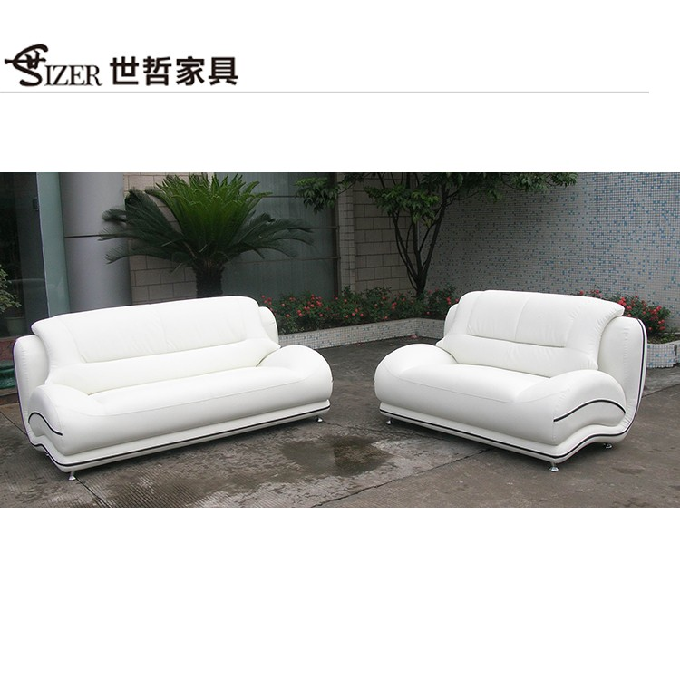 2016 fashion living room modern leather sectional sofa for 7 seater living room set