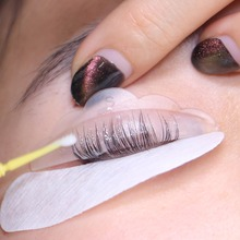 Silicone eye pads for eyelash lifting tool S M M1 M2 L 5 size