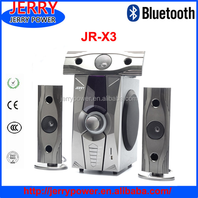Factory Home Theater Music System 3.1 Multimedia Speaker System X3