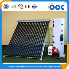 100L to 500L Split high pressure heat pipe solar water heater