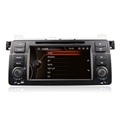 Winmark 7 Inch 1 Din Car Audio DVD Player Stereo With Dual Core GPS Bluetooth TV For BMW old 3 Series E46 (1998 - 2006)