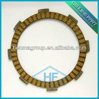 2013 New Motorcycle Clutch Disc with Good Quality Factory Direct Wholesale(CG125)