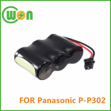 Cordless Phone Battery for Panasonic P-P302 AN 8525 AN-8526 CP-464S 2-9510 2-9515 2-9522