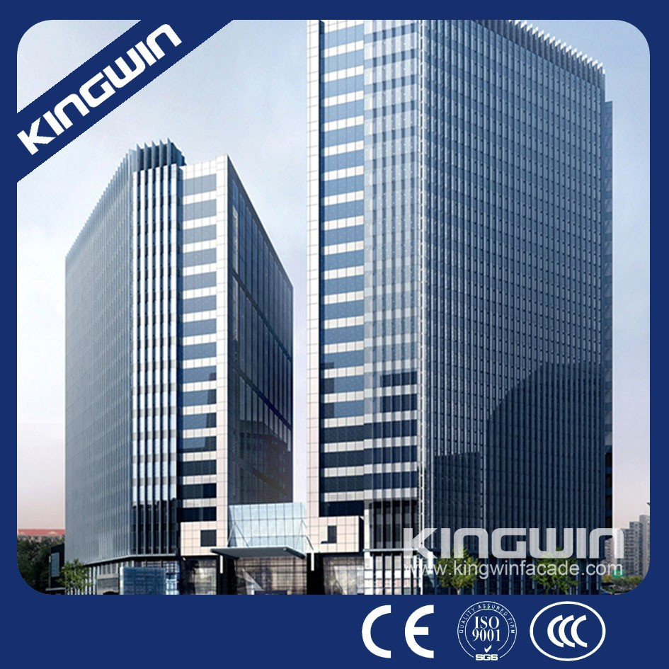 Innovative Design Fabrication and Engineering - Exposed Frame Curtain Wall