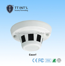 Economic mini Covert Camera Smoke Detector