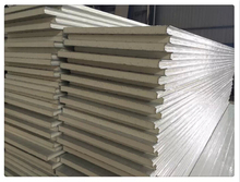 Structural PU insulated sandwich panels for cold rooms/cold storage/celling/wall