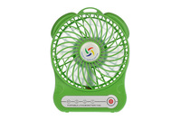 elegant hand-held misting outdoor fan