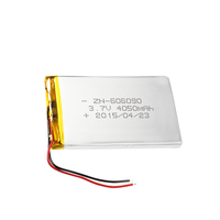 rechargeable lithium polymer battery for tablet pc