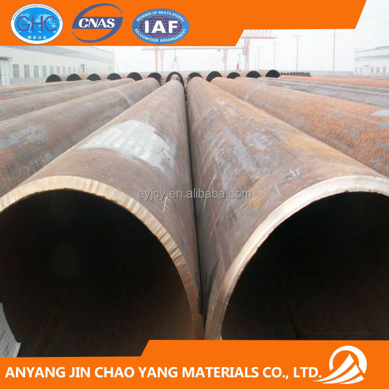 alibaba china supplier 09CuPCrNi corten steel pipe/tube