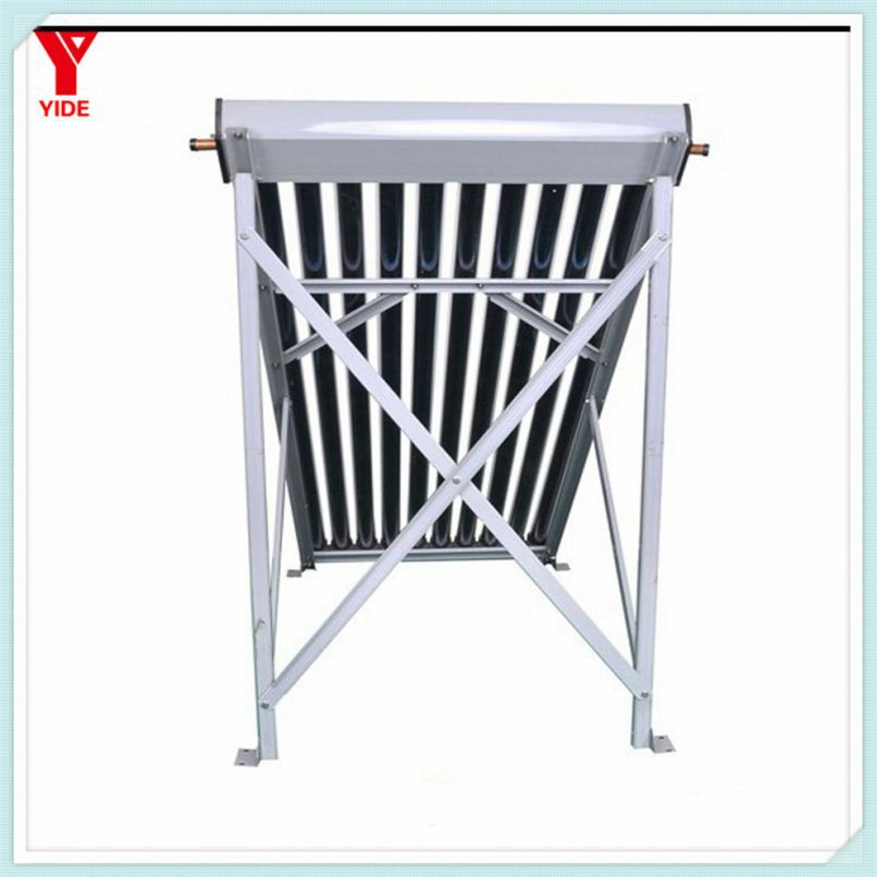 Economical Vacuum Tube 18Tube Solar Collector Price