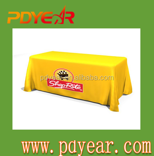 Polyester protect table cloth