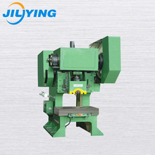 J23 Series Mechanical Power Press 10 Ton can operated punching Punch Press Machine