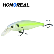 Made In China Wholesale Oem Minnow Fishing Artificial Hard Lures For Fishing
