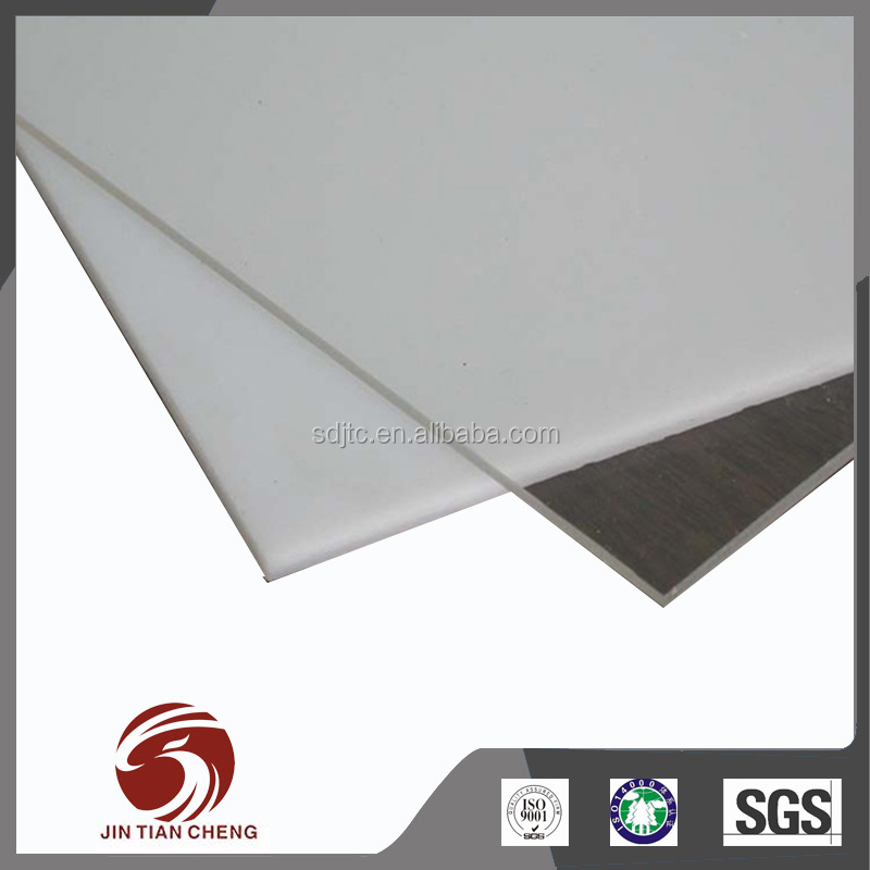 Perfect 4x8 pvc transparent clear plastic window material