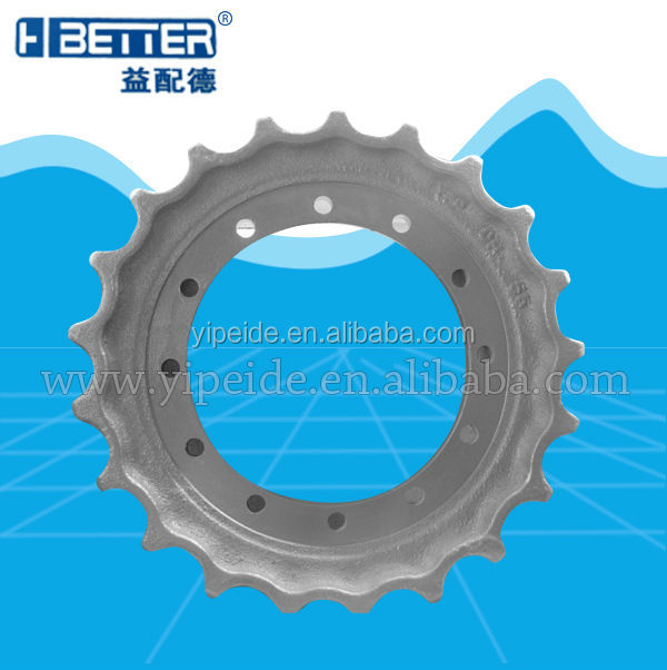 Excavator Sprocket rim for E200B with high quality and best price