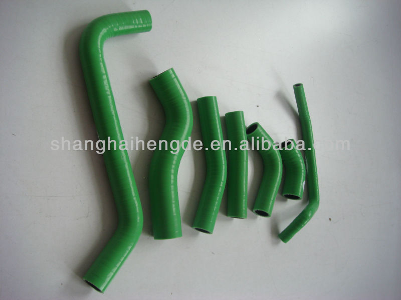 Motorcycle water silicone hose kit for HONDA TRX450R 04-05