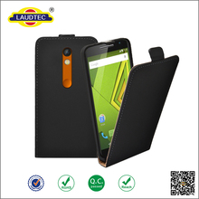 Flip PU Leather case for Motorola Moto X Play , phone case for Motorola Moto X Play -------- Laudtec