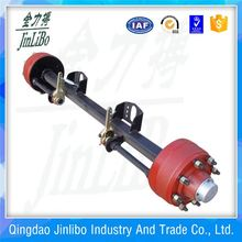 trailer for motorcycle agricultural trailer truck axle