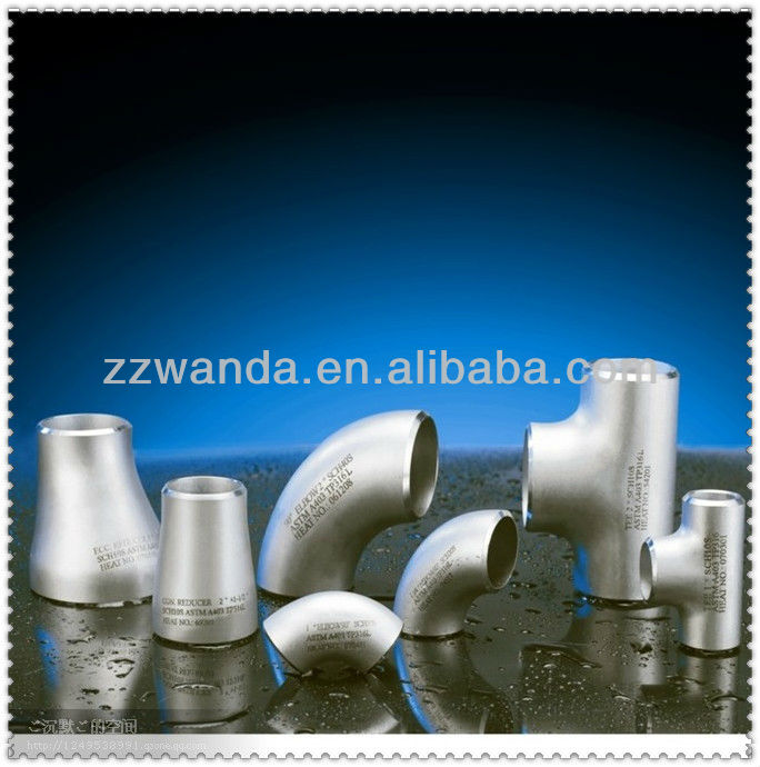 ASME B16.9/DIN2605/JIS B2311/GOST/EN10253 A234 WPB/A420 WPL6/A860 WPHY42 carbonsteel pipe fittings/pipe elbow/butt weled elbow