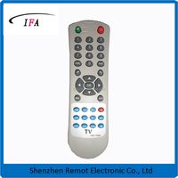 Infrared Universal TV /DVB remote control for home appliance