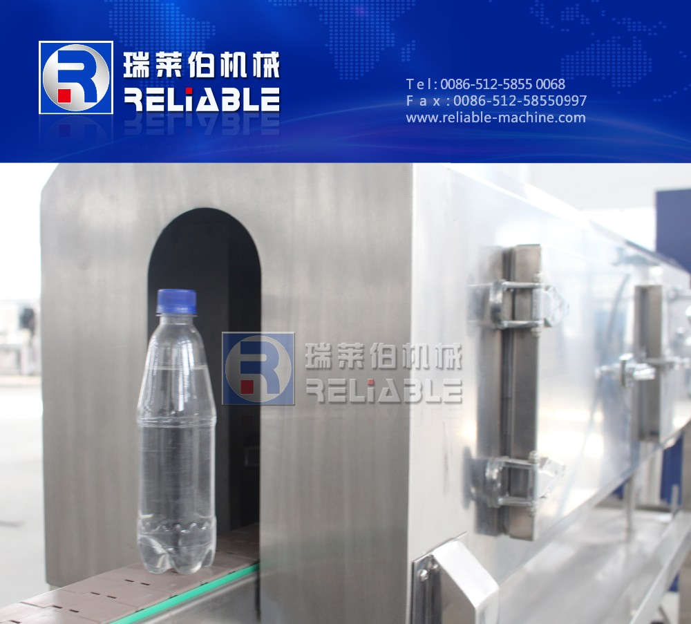 Competitive Auto Shrink Film Machine / Sleeve Labeling Machine