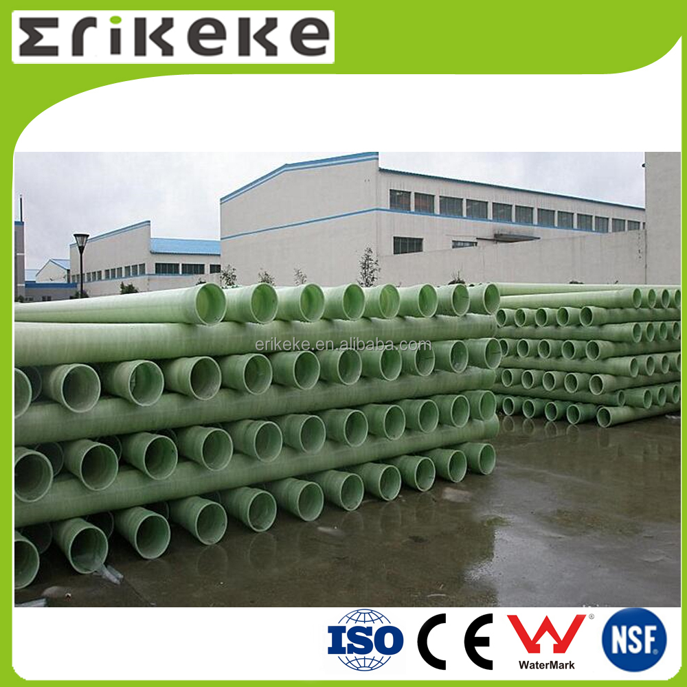 Cable conduite fiberglass reinforced FRP pipes