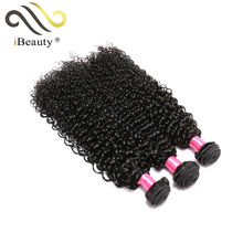 Guangzhou Remy Deep Curly Raw Indian Temple Hair Market New Delhi Bundle