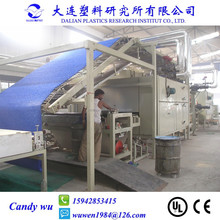 PVC 3D coil mat making machine