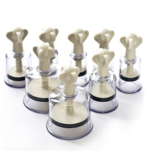 Twist-top cupping set F1-12