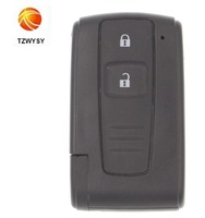 factory wholesale 2 button car smart key cover for Toyota Prius key shell