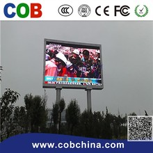 2016 P10 full color led semi-outdoor sign photo/ video/ image Shenzhen