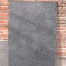 China Factory Direct Sales Cheap 50*25*0.5cm honed slate flooring